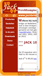 Mobile Preview of jackbridge.nl
