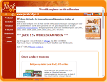 Tablet Preview of jackbridge.nl